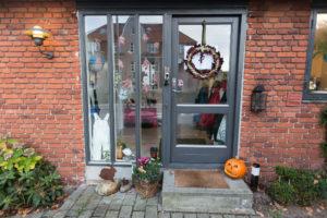 Privat Dagpleje Horsens - Hønsegaarden - Dør1