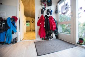 Privat Dagpleje Horsens - Hønsegaarden - indgang